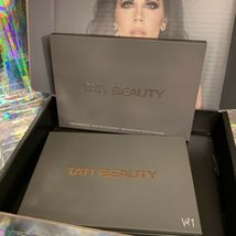 NIB *SOLD OUT** Tati Beauty TEXTURED NEUTRALS Eyeshadow INTERNATIONAL SHIP! image 3