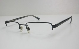 Made in Italy! Burberry B 1012 1001 Eyeglasses 50/19 135 /STF435 - $9.49