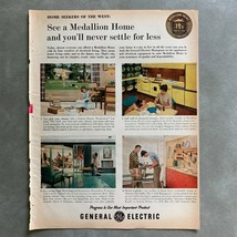 1961 Medallion Home General Electric Monogram Photo Print Magazine Ad - $9.89