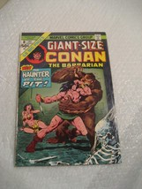 GIANT-SIZE CONAN THE BARBARIAN #2 marvel comic vf-near mint 1974 - $16.99