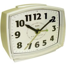 Westclox 22192 Electric Alarm Clock with Constant Lighted - $40.51