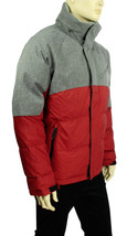 NEW MENS NAUTICA WATER RESISTANT COLORBLOCK QUILTED BOMBER JACKET $298 - $84.99