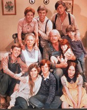 The Waltons cast 8x10 color glossy photo - $6.85