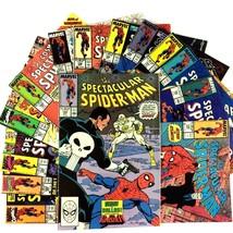 Spectacular Spider-Man Comic Book Lot 14 Issues Marvel VF Punisher Hobgoblin - $24.70