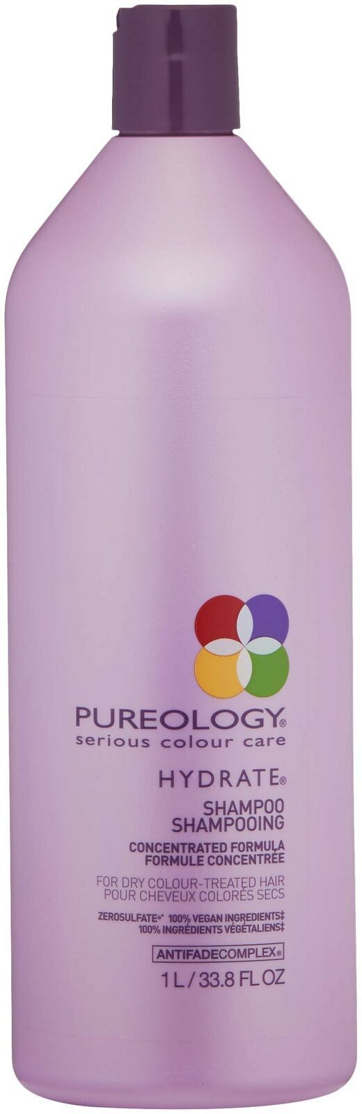 Pureology | Hydrate Moisturizing Shampoo | For Medium to Thick Dry, Color Tre... - $91.58