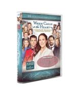 When Calls The Heart: The Complete Season 8 Eight 10-Discs DVD 2021 Bran... - $58.50