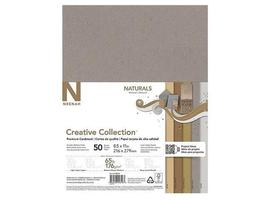 """Neenah Paper Creative Collection Cardstock Paper, 65 lbs., 8.5"""" x 11"""", Naturals"""