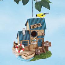 Bait Shop Birdhouse - $23.50