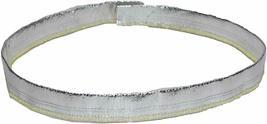 "Heat Sheath Aluminized Sleeving Heat Shield Protection Barrier 1/2"" x 36"" (3ft) image 5"