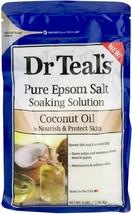 Dr. Teals Epsom Salt Nourish & Protect Coconut Oil 48 Oz (3 Pack) - $30.39