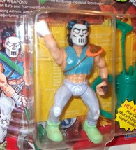TMNT POP-UP MUTANT DISPLAY ✰ CASEY JONES ✰ 1989 MOC Ninja Turtles action... - $99.99