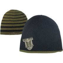 Call of Duty 4 Emblem and Stripes (Reversible) Knit Beanie Hat *NEW* - $26.99