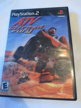 ATV Offroad Fury (Sony PlayStation 2, 2001) Complete - $10.00