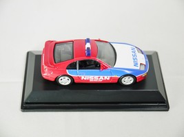 Real x 1 72 nissan racing car fairlady z 300zx z32 safety car ble   red 06 thumb200