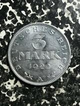 1922-a Alemania 3 Marco Lote #L2724 km#28 Alta Calidad! Bonito! - $6.80