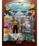 Playmates Star Trek The Next Generation action figures Lt Barclay - $14.80