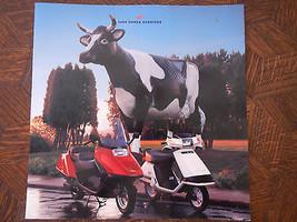 99 Honda Scooter Série Nos Oem DEALER'S Sales Feuille Literature Brochure - $76.92