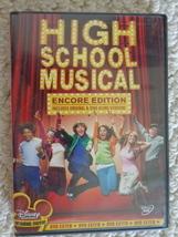 High School Musical Encore Edition DVD by Disney Channel (#3045/19) - $6.99