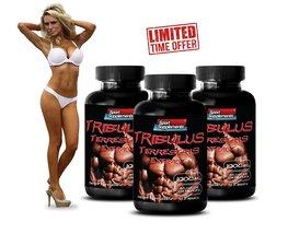 Mens Sexual Enhancement Pills - Tribulus Terrestris Extract 1000mg (With Stan... - $39.45