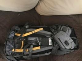 Solar Charging Camping Backpack | Ghostek NRGcamper 60L Outdoor Hiking Trekking