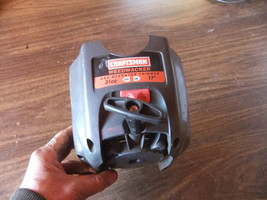 """Craftsman 17 """" 31 cc String Trimmer Front Engine Cover/Recoil,OnOff Switch - $27.79"""
