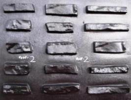Drystack Stackstone Veneer Stone Molds (72) - Business Startup Pkg. #ODF-72-BIB image 2