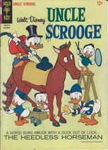 Old Vintage Comic Book Nov 1966 Uncle Scrooge Walt Disney's #66 Barks Or... - $59.99