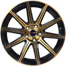 4 Gwg Wheels 18 Inch Bronze Mod Rims Fits Ford Flex 2009 - 2017 - $649.99