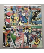 Lot of 20 Web of Spider-Man (1985 1st Series) from #3-35 - $63.36