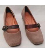 Nurture Women's Shoes 8 M Suede Leather Upper w/ Buckle Model Hymn - $14.84