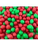 M&M'S Peanut Milk Chocolate Candy, Green Red Candy Shell Bulk - 3 Pound - $22.30