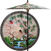 Asian Spring (Sand) Outdoor Patio Umbrellas - $199.95