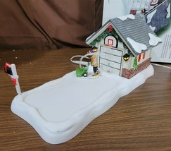 Dept 56 General Village Animated 2004 CLEARING THE DRIVEWAY AGAIN! 53184... - $115.00