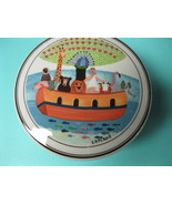 "VILLEROY & BOCH ""Noah's Ark"" Trinket Box - 3 3/4 inches - FREE SHIPPING - £22.02 GBP"