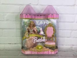 The Princess & The Pauper Barbie Mini Kingdom Anneliese Serafina Chair 2005 NEW - $51.48