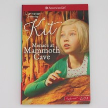 American Girl Kit Kittredge Mystery Book Menace at Mammoth Cave - £4.57 GBP