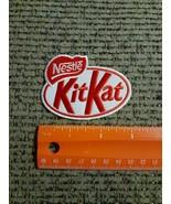 Nestle Kit Kat Chocolate Logo Sew or Iron on Patch NEW - $14.70