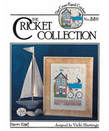 Down East cross stitch chart The Cricket Collection - $8.10