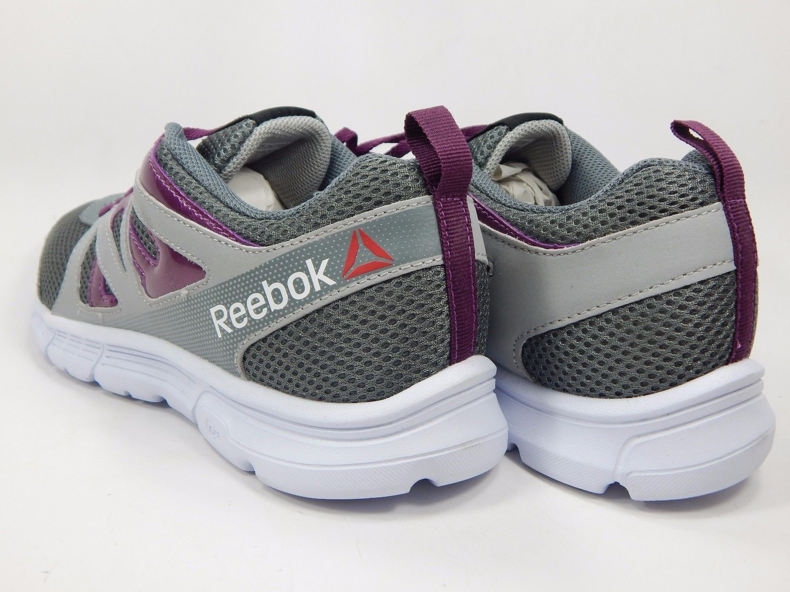 Reebok Run Supreme Women's Running Shoes Size US 10 M (B) EU 41 Gray V72089