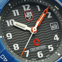 Luminox Tide 8902 Recycled Ocean Material Eco Watch   Blue image 4