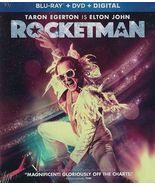 Blu-Ray - RocketMan (2019) *Bryce Dallas Howard / Taron Egerton / Elton ... - $10.00