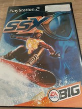 Sony PS2 SSX image 1