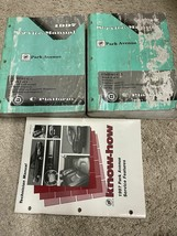 1997 GM oem buick park avenue repair service workshop manual set factory - $22.68