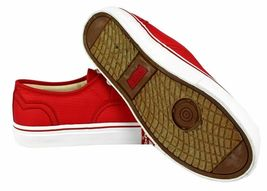 Levi's Women's Classic Premium Atheltic Sneakers Shoes Rylee 524342-01R Red image 8