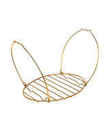 Nifty Home Products Copper Non-stick Gourmet Turkey Lifter - $9.89