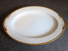 Craftsman China Gold Trimmed Serving Platter - $15.88