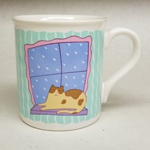 Hallmark Cat In The Window Coffee Mug - $7.99