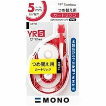 10 CT-YR5-10P Tombow Pencil Correction Tape MONO YX5 cartridge YR5 CT-YR5-1 - $27.65