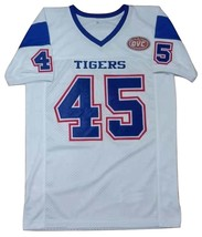 Dominique RODGERS-CROMARTIE Tigers White Football Jersey Any Size Free Wwjd Brct - $34.99
