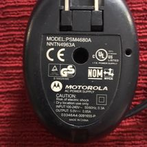 Motorola OEM Wall Charger Model PSM4680A image 6